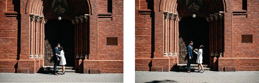 Couple photos in the city – Simple wedding in Berlin Standesamt Charlottenburg Wilmersdorf – Hochzeit Fotograf